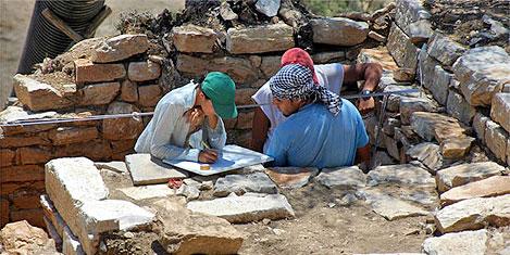 Stratonikya'da 2200 yıllık yazıt
