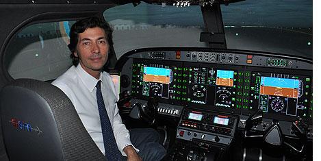 Atlantik Uçuş Okulu açıldı