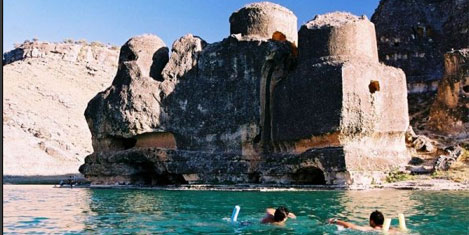 Eğil turizmi gezi ile tanıtıldı