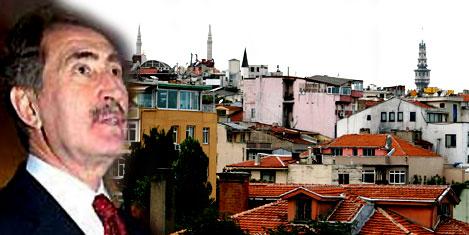 Günay'dan çatı katlarına tepki