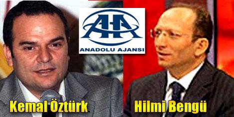 Anadolu Ajansı'nda şok ayrılık