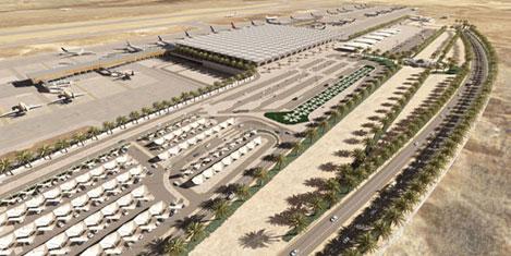 Medine Havalimanı 25 yıl TAV'da