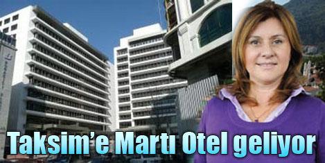 Martı İstanbul Hotel gün sayıyor