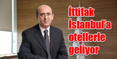 Konyalı İttifak İstanbul'a otel yapıyor
