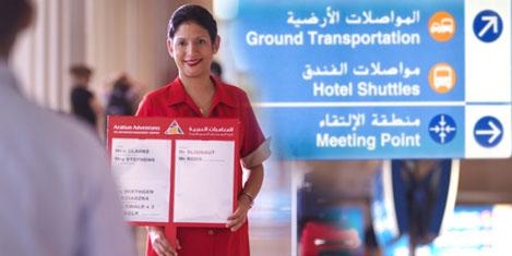 Emirates'ten pasaportta hızlı geçiş