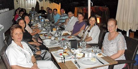 Anadoluhisarı turizmi konuşuldu