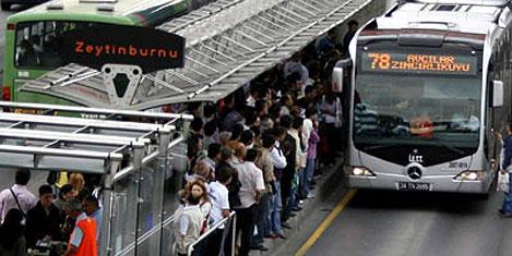 Metrobüs özelleştiriliyor