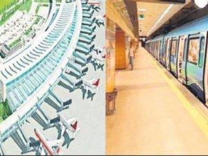 3. Havalimanı metro ihalesi Kolin ve Şenbay'ın