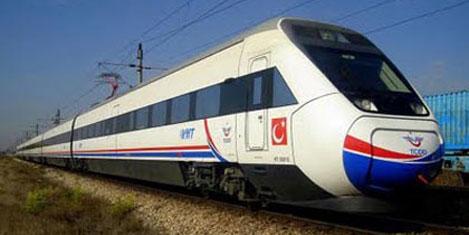 Hızlı Tren geceleri yük taşıyacak