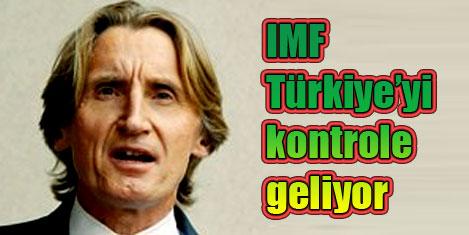 IMF 6 Eylül'de Türkiye'de