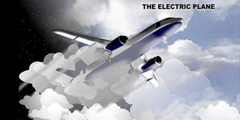 Uçaklara, elektrikli motor geliyor