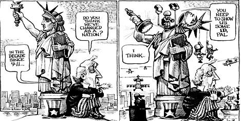 ABD Müslümanlarla barışamadı