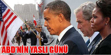 ABD'ye dünya için Obama yetmedi