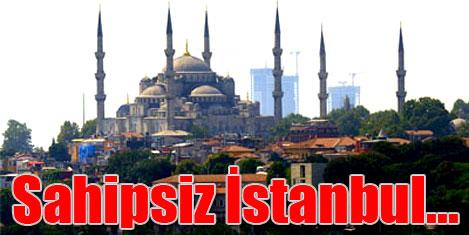İstanbul'un siluetini katlettiler