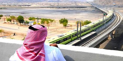 Körfez'de demiryoluna yatırım