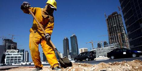 Katar'ı kupa turizm merkezi yapıyor