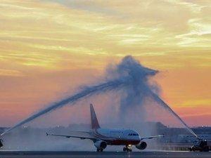 3. Havalimanında uçaklardan önce bilet fiyatları uçtu