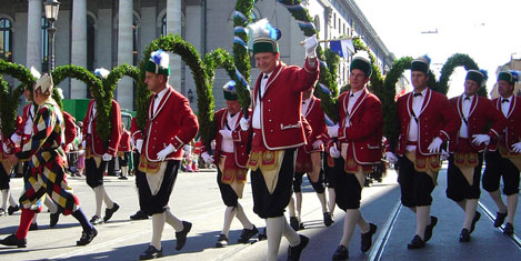Germanwings ile Oktoberfest'e