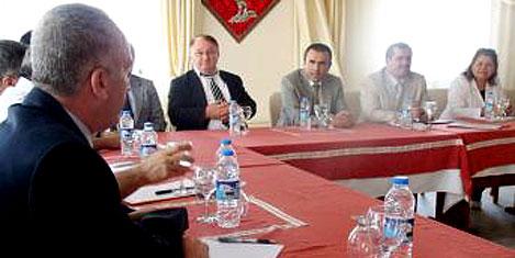 Cizre'de turizm ve otelcilik fakültesi