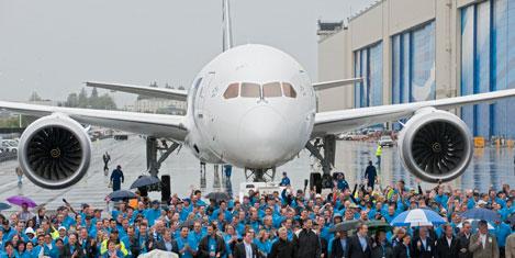 2032'ye kadar 4,8 trilyonluk uçak