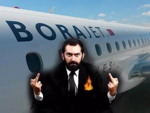 Borajet'e hacize giden avukat haber oldu