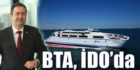 TAV'ın şirketi BTA, İDO'da başlıyor