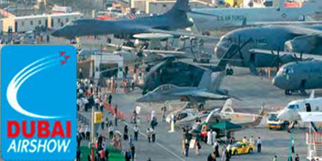 Dev havacılık fuarı: Dubai Airshow