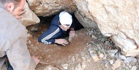 Tulumtaş mağarası yokoluyor