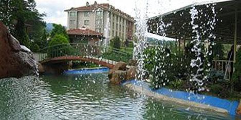 Alucra'ya kaplıca tesisi kuruluyor