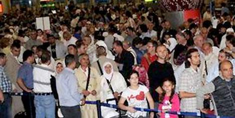 Hacı adaylarına THY'dan uyarı