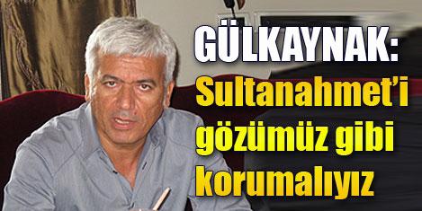Sultanahmet'te güvenlik artmalı