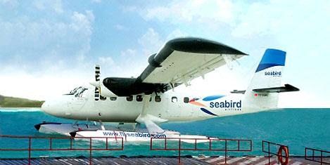 Deniz uçakları göllere inecek