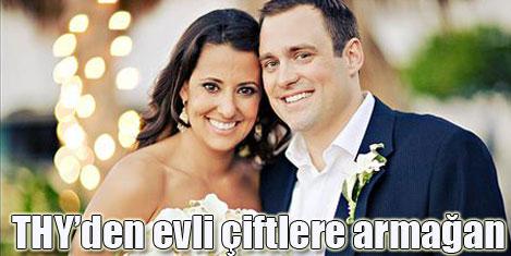 THY'den evli çiftlere kampanya