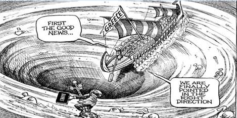 Euro bölgesinde borç krizi diplomasisi