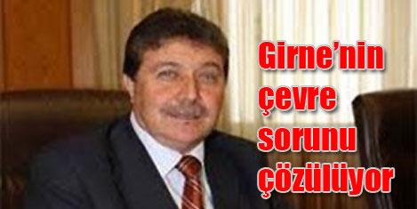Girne'nin çevre sorunu çözülüyor