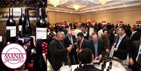 Dünya şarapları Boğaz'a geliyor