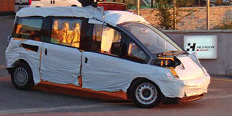 Türk malı taksi Erdoğan'ı bekliyor