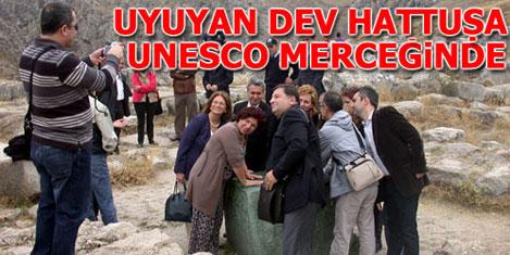 Çorum'un tarihine Unesco desteği