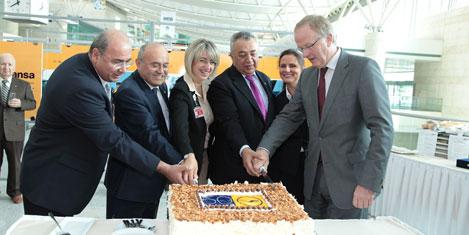 Lufthansa Fotoğraf Sergisi açıldı