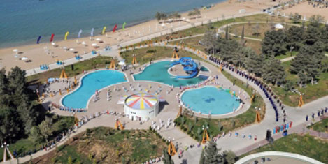 Türk şirketleri Türkmenistan'da