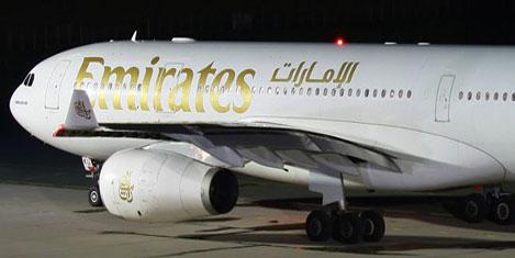 Emirates yakıt verimliliğinde lider