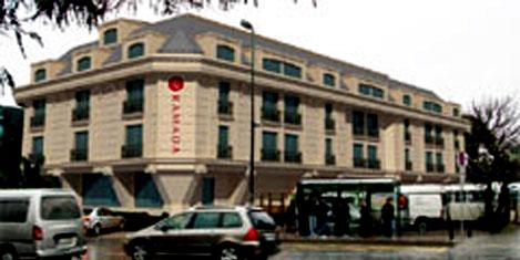 Dünyanın ilk butik Ramada oteli
