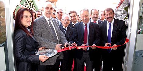 İşaret Tourism'in yeni ofisi açıldı