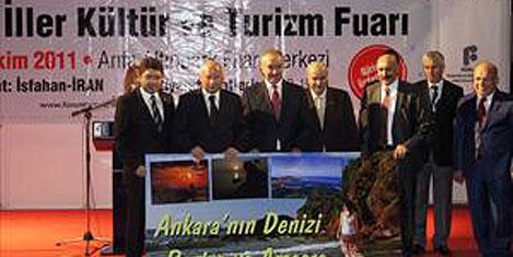 Ankara İller Turizm Fuarı başladı