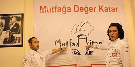 """Türk mutfağı için """"Mutfak Kitap"""""""