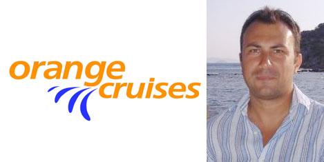 Tolga Ünalsın Orange Cruises'da