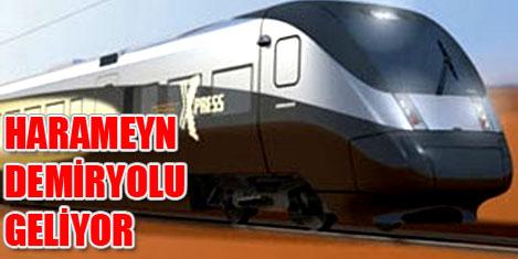 Suudilerin dev demiryolu ihalesi