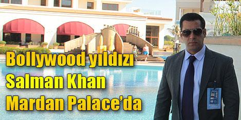 Bollywood yıldızları Mardan Palace'ta