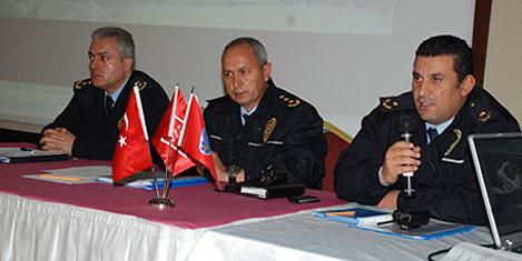 Antalya'da tur kazaları toplantısı