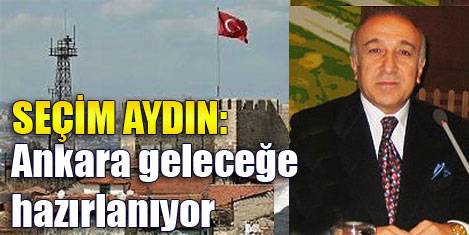 Ankara turizme hazırlanıyor